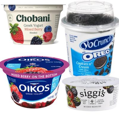 Yogurt-Assorted